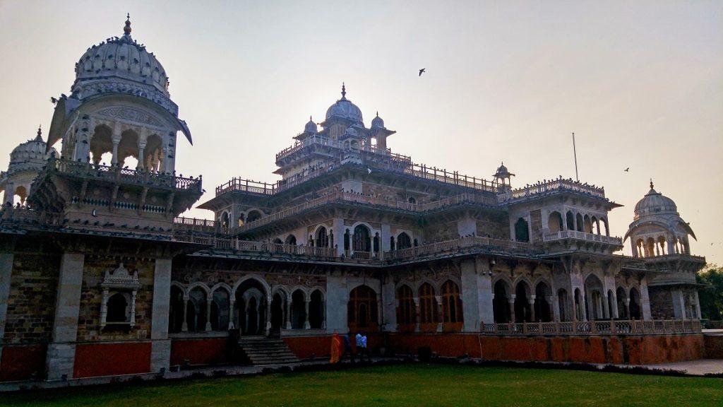Albert Hall in Jaipur