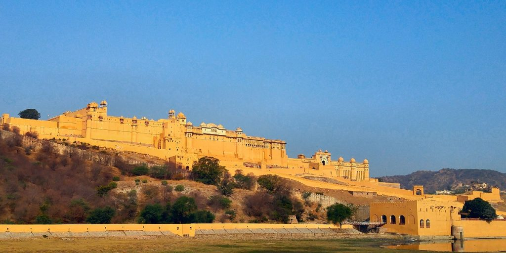 Amer fort - a day in jaipur