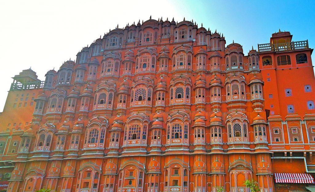 hawa mahal jaipur - a day in jaipur