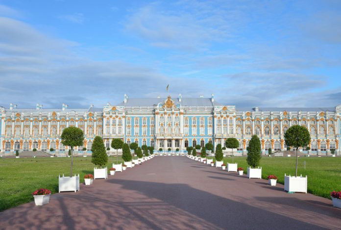 Catherine Palace in Tsarskoe Selo, Architecture Lovers