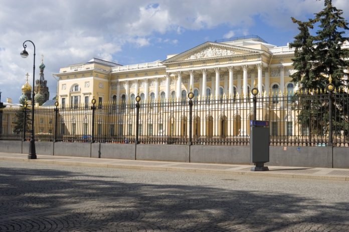 The Mikhailovsky Palace, is the main building of the Russian Museum. Built between 1819 and 1825, the palace is a masterpiece of Russian Neoclassical architecture.