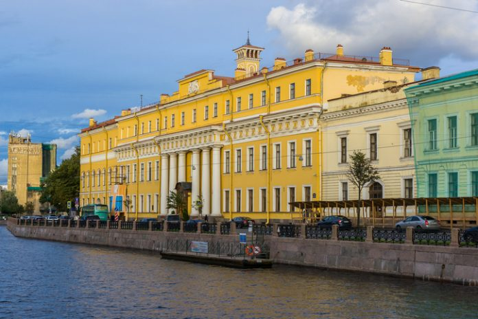 Yusupov Palace things to do in st petersburg