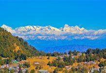 Himalayas, Mukteshwar