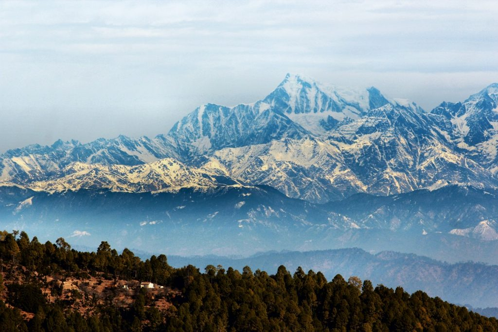 Up and Close - Himalayan Peaks