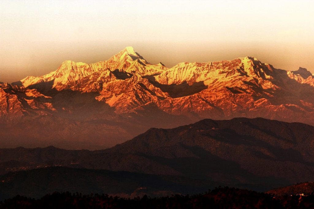 Panchachuli Range