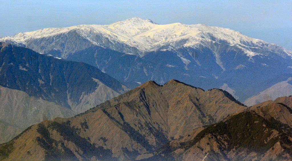 View of Pir Panjal Range from Kalatop