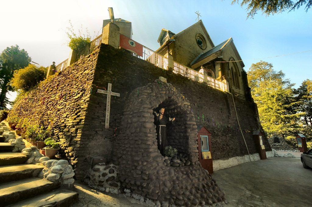 Saint Francis Church - Subhash Chowk Dalhousie