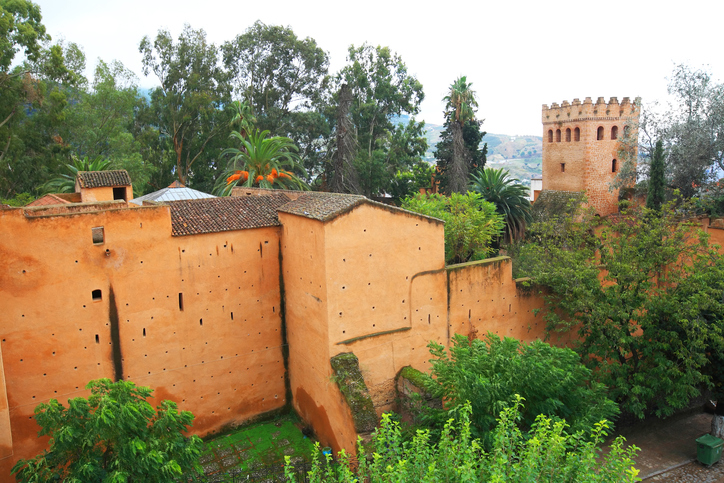 Old Kasbah of Chefchaouen, Morocco, Africa