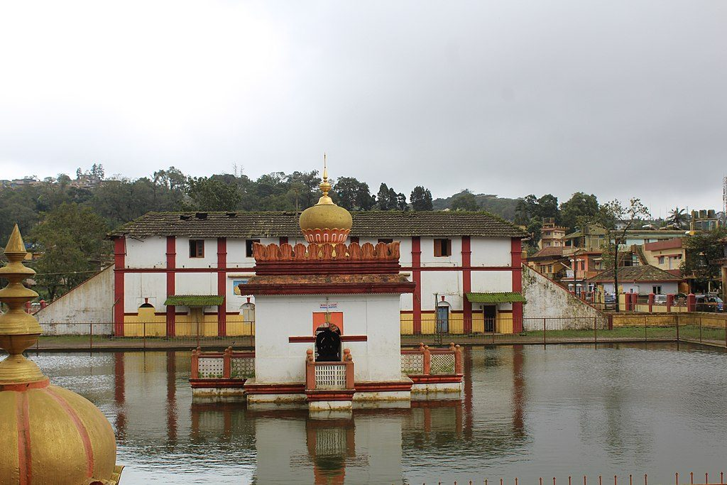 Omkareshwar Temple Madikeri Coorg