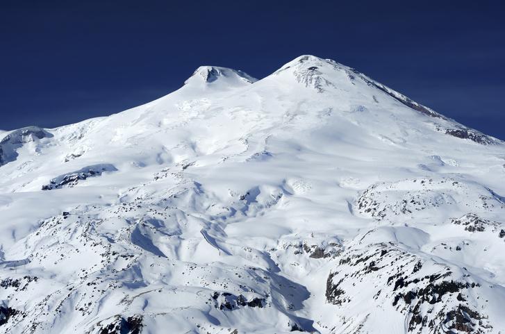 Mt. Elbrus Highest Mountains in Europe