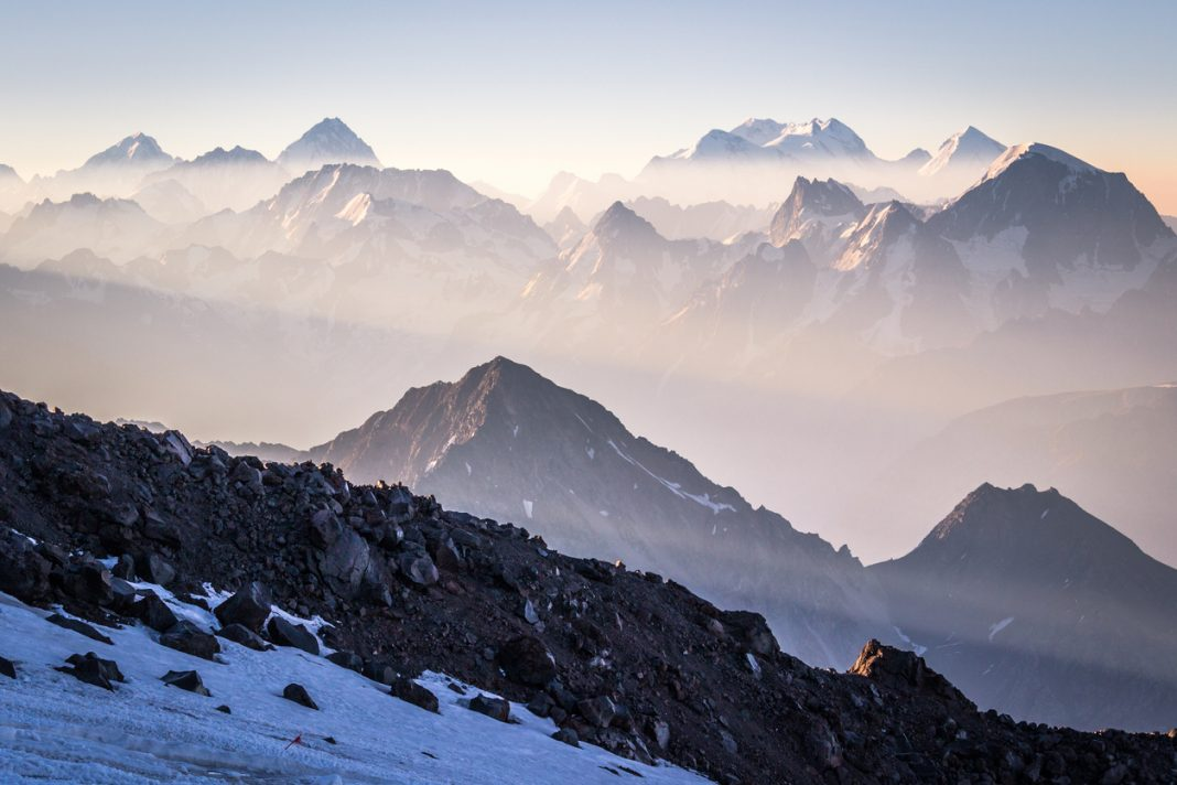 Highest Mountains in Eastern Europe