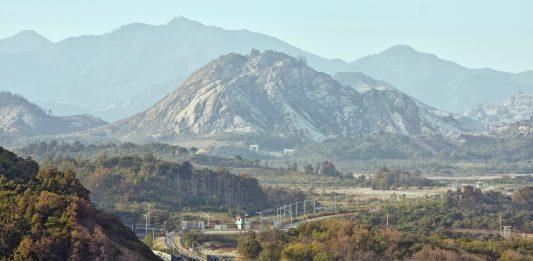 Korea DMZ and Diamond Mountains