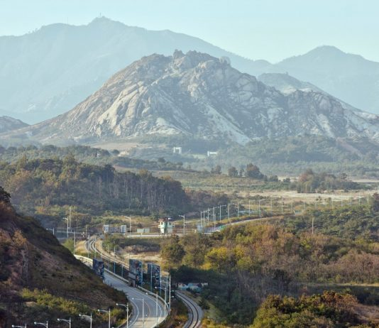 Korea DMZ and Diamond Mountains