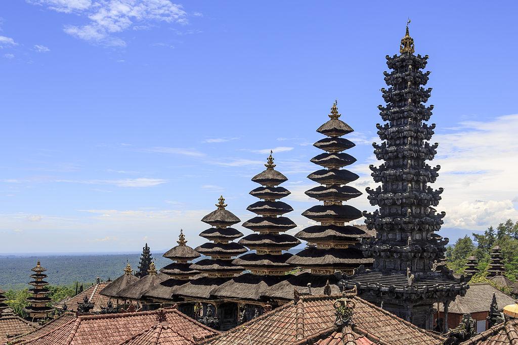 Pura Besakih Bali Indonesia
