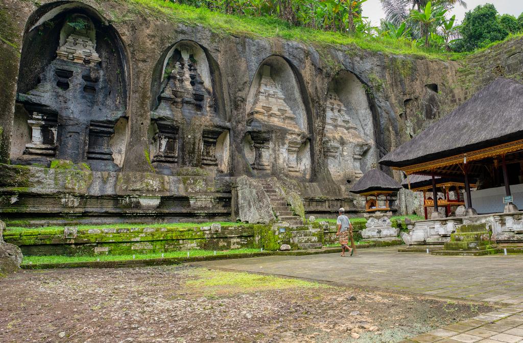 Pura Gunung Kawi Bali Balinese temples