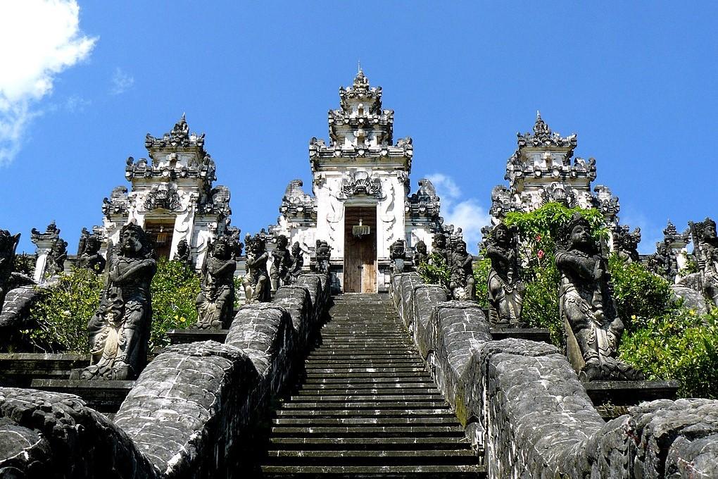 Pura Penataran Lempuyang, Bali
