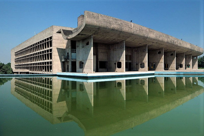 Palace of Assembly Chandigarh