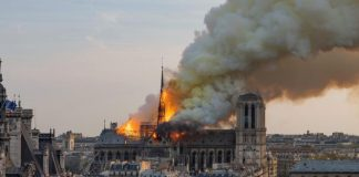notre dame fire donations, World Monument Fund