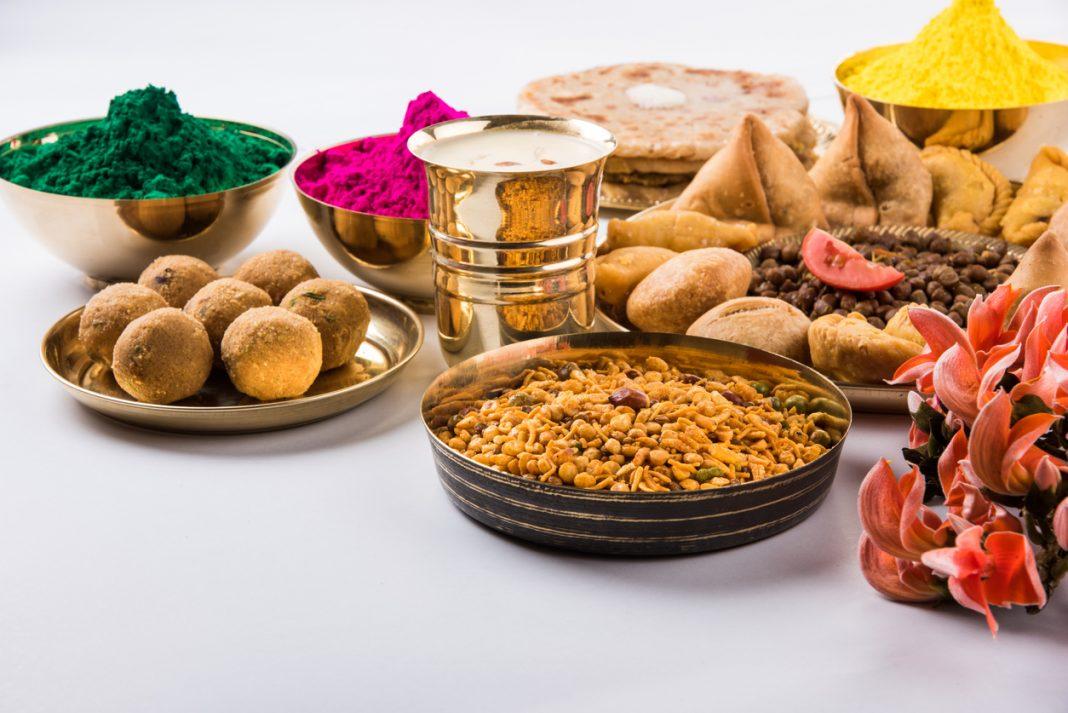 indian festival holi dishes