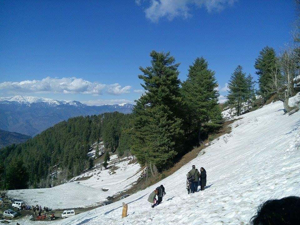 Natha Top Patnitop Jammu-and-Kashmir