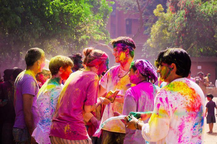 Holi Festival Delhi