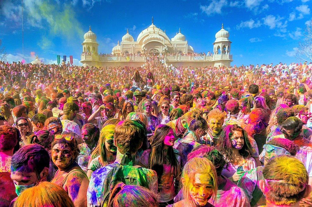 Holi Festival of Colors Utah, United States