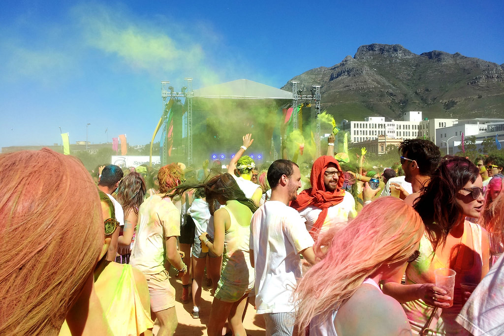 Holi One Cape Town