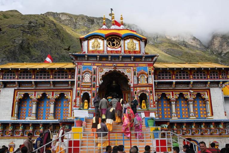 Badrinath Temple Auli