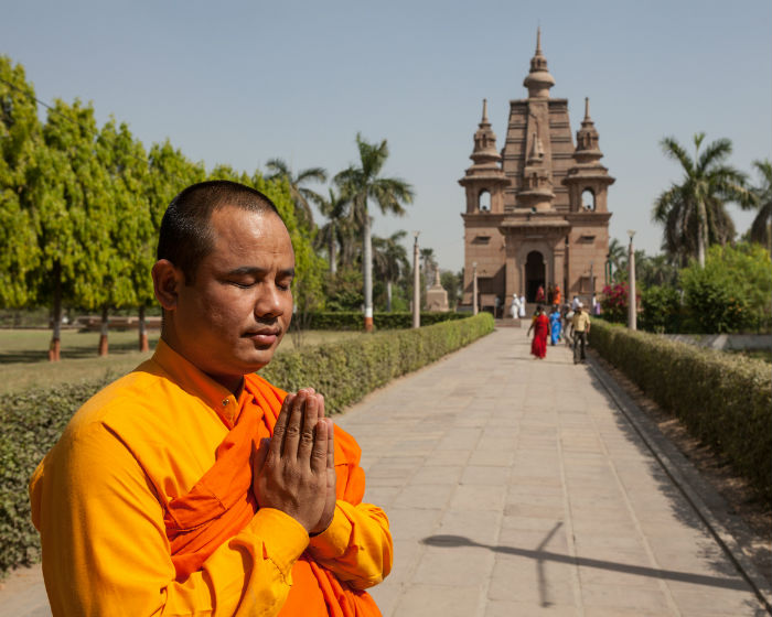 Religious Tourism, Buddhist Temples in India