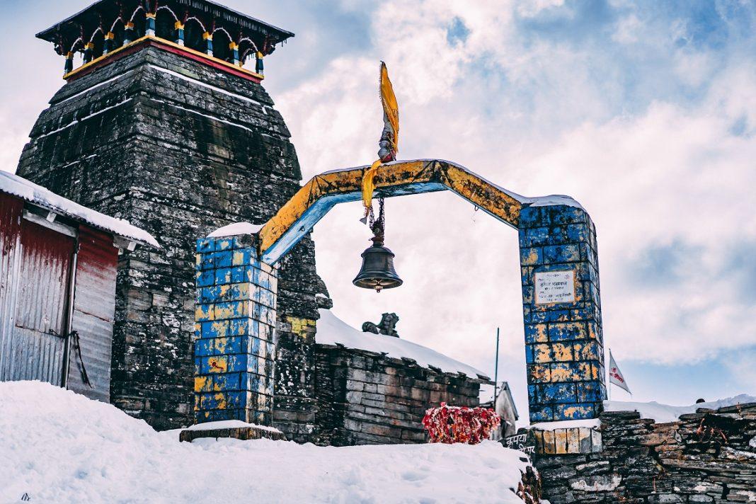 Tungnath temple in Chopta
