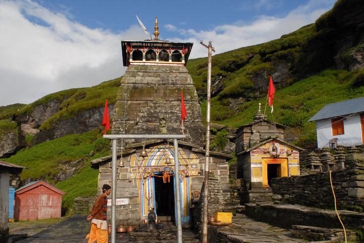 Tungnath Temple Chopta