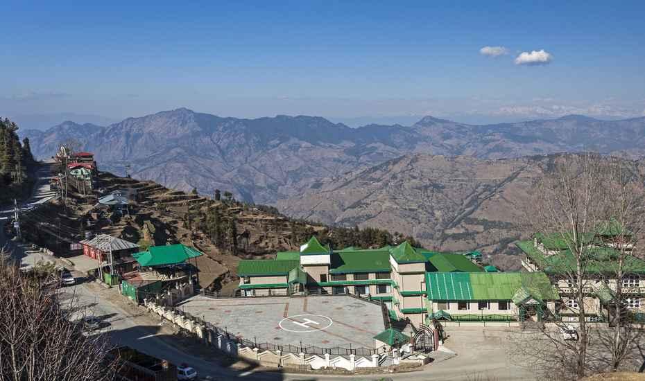 Indira-Tourist-Park Kufri
