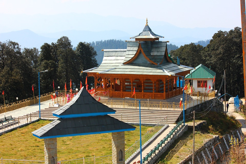 narkanda temple himachal-pradesh
