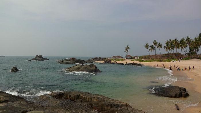 Malpe is a great beach destination in Karnataka