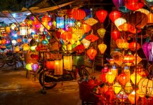 Lanterns in Hoi An, Vietnam, Budget Destinations, Chinese New Year