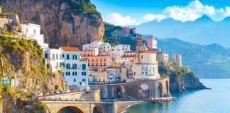 Amalfi coast places to visit in atrani
