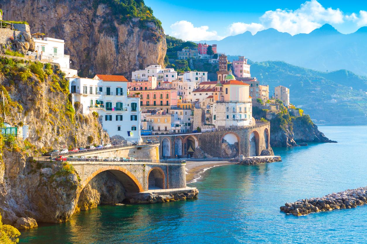Amalfi coast places to visit in atrani