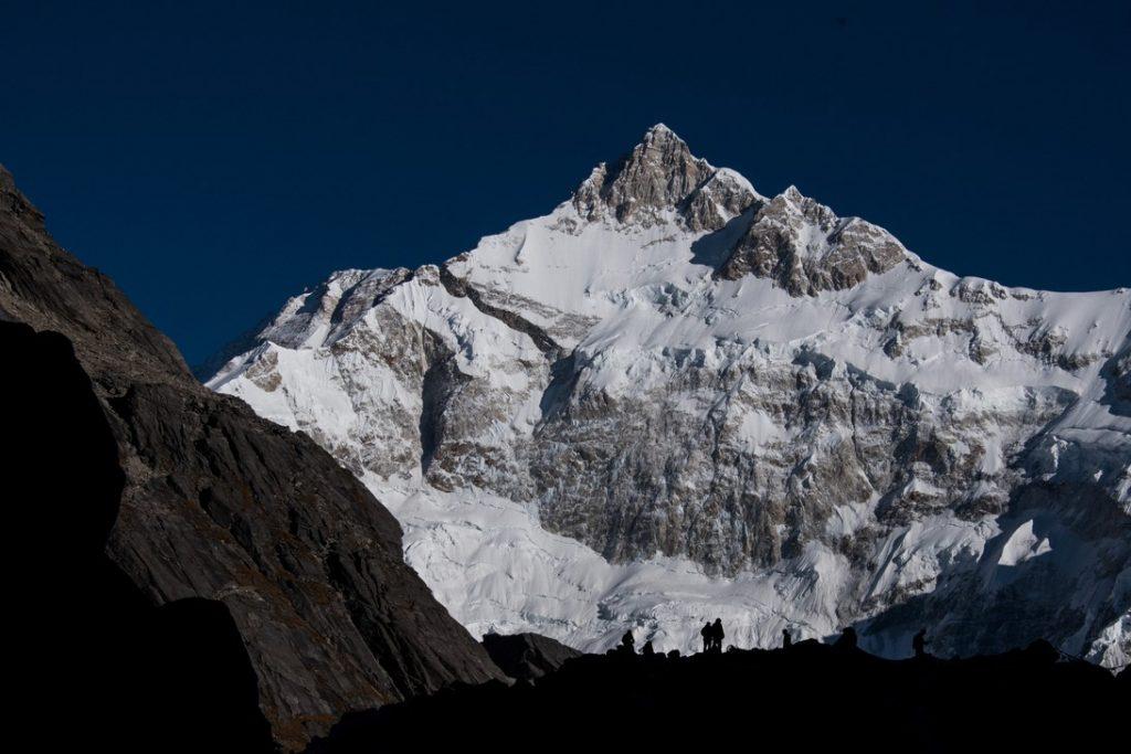 Goecha La, Kanchenjunga
