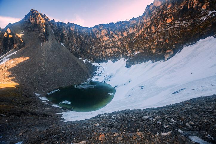Rookund Lake Himalayan treks