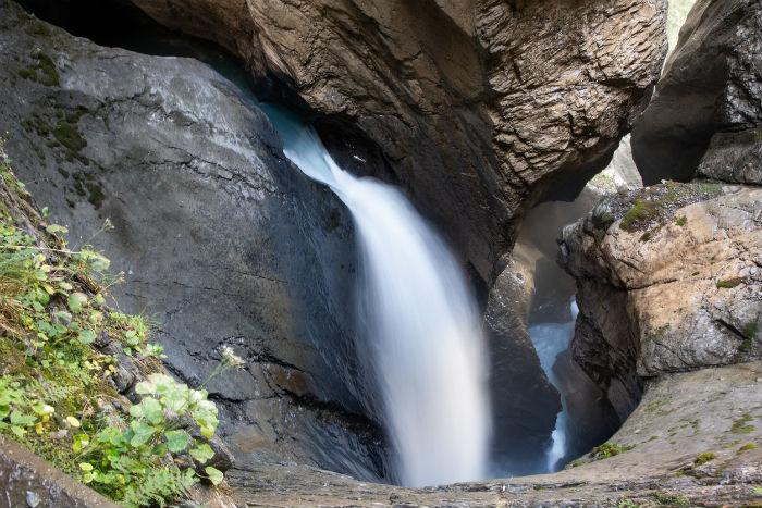 Trümmelbach Falls - Lauterbrunnen, Switzerland
