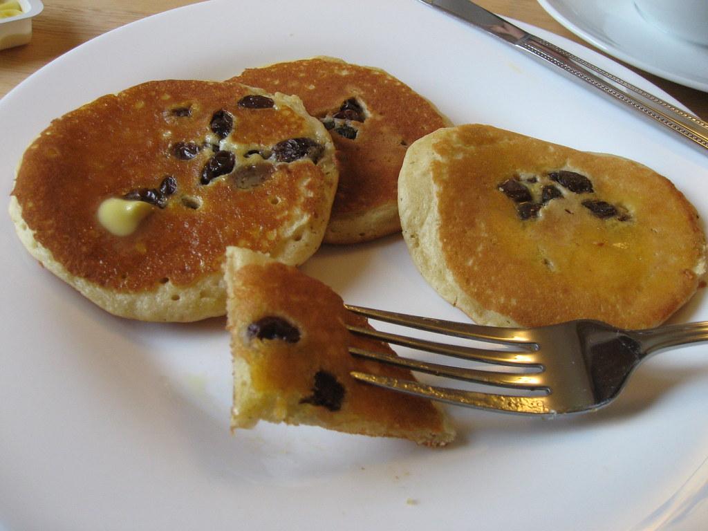 scotch pancakes drop scones