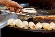 street food in kolkata