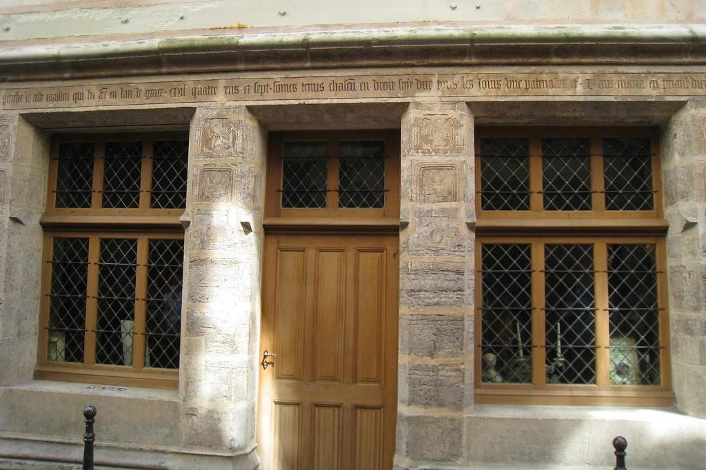House of Nicholas Flamel