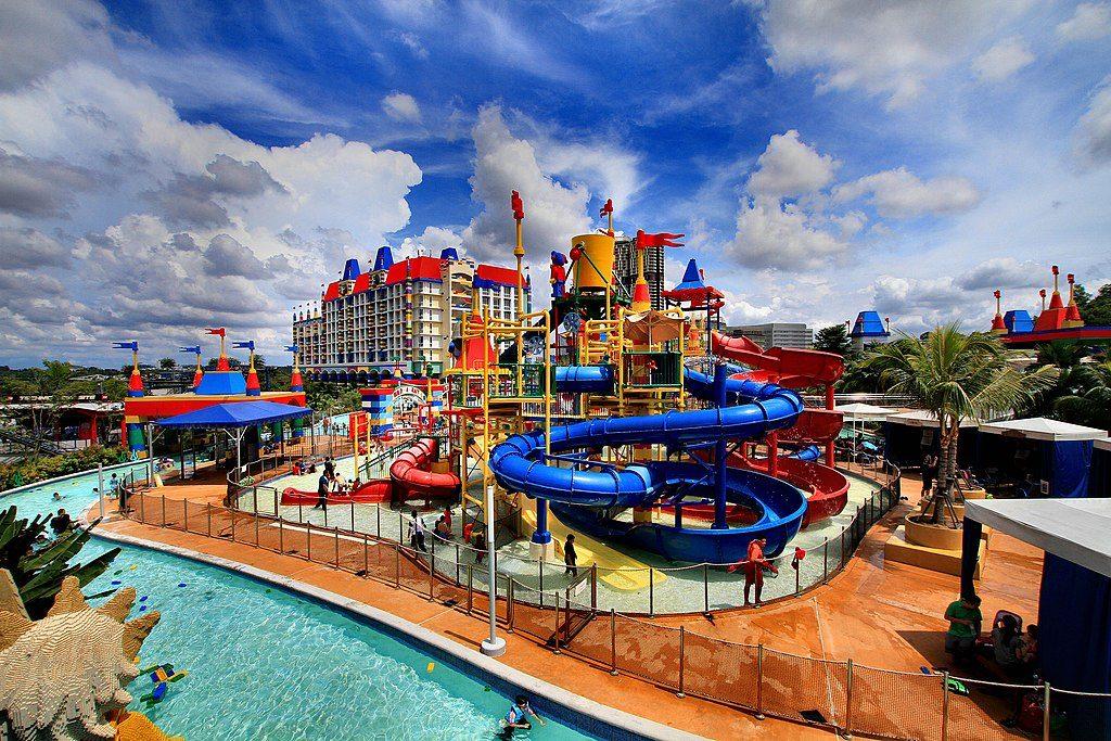 Legoland Malaysia Resort Water Park Lego parks
