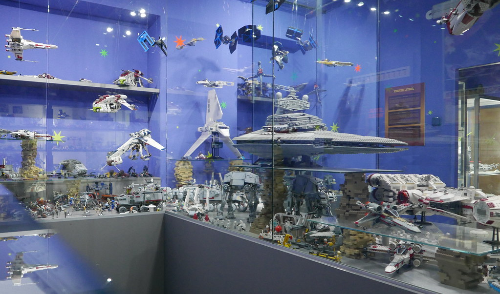 LEGO muesum Prague