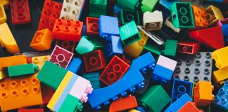 Lego Building Bricks and Blocks
