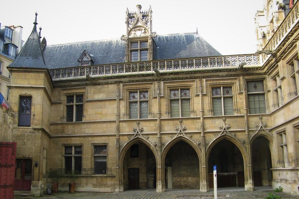 Musée de Cluny Paris France