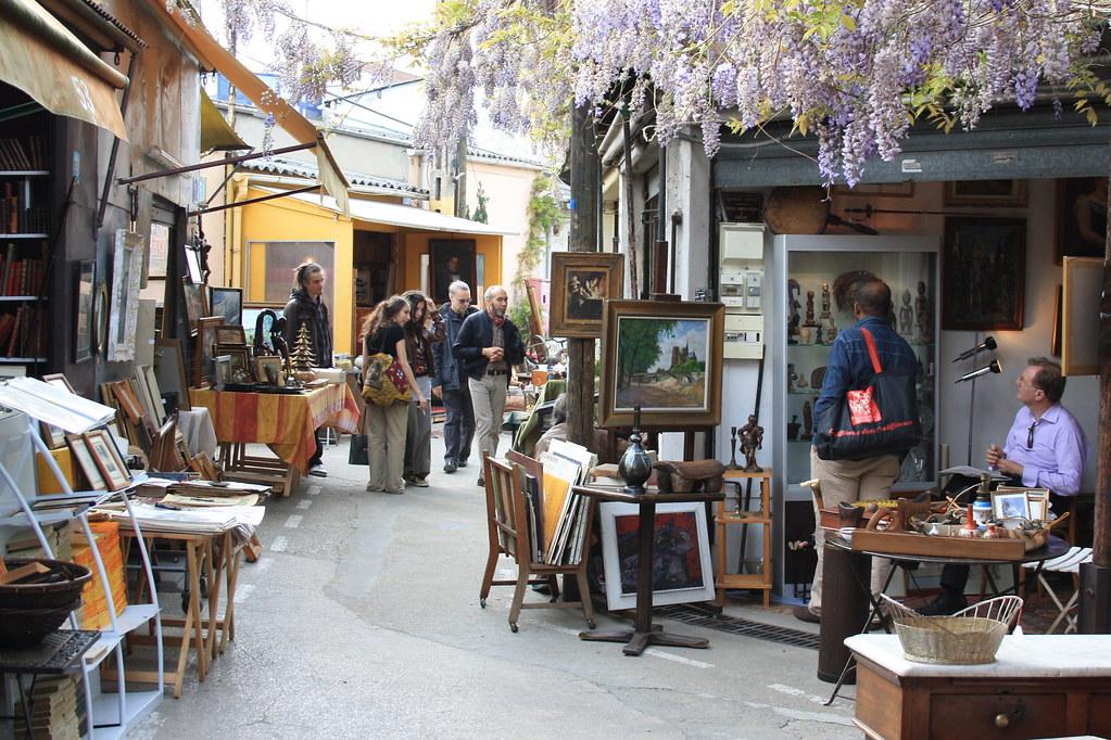 Saint-Ouen Flea Market Paris