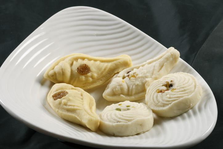 Sandesh A Bengali sweet dish, Durga Pooja Delicacies