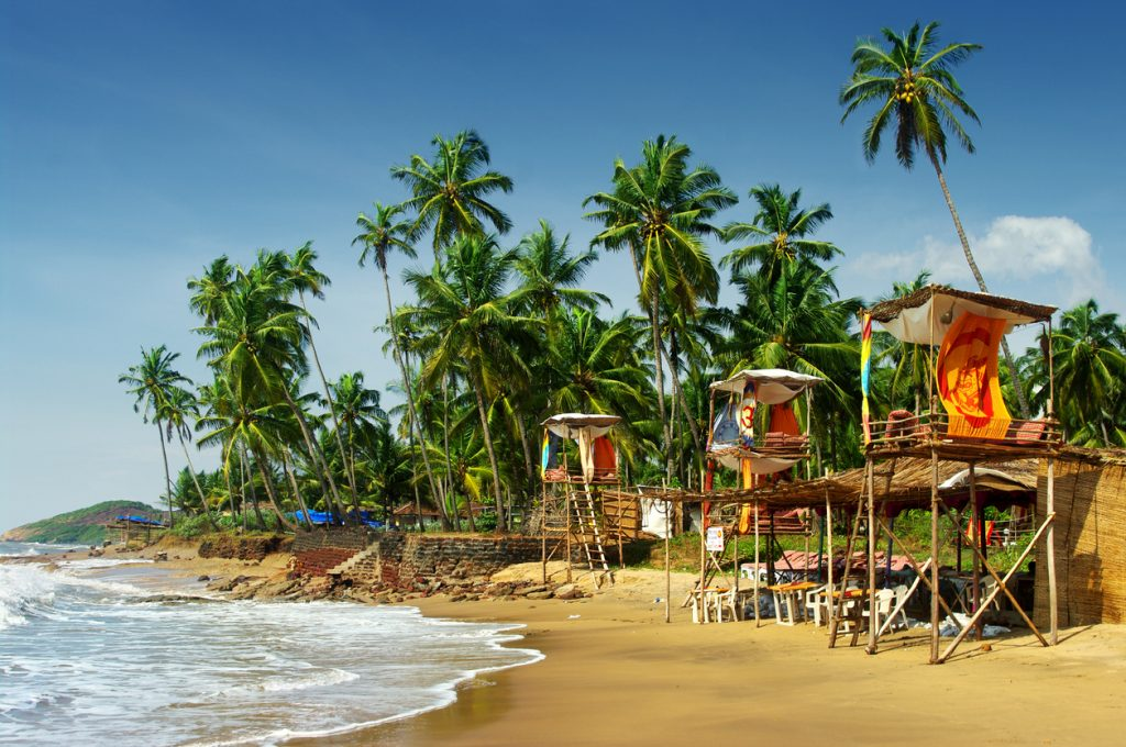 A Goa Travel Guide To Some Of Its Most Wonderful Spots | Travel.Earth